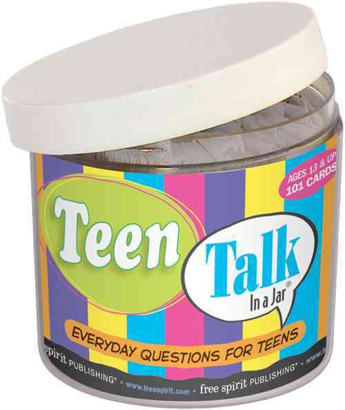 Teen Talk in a Jar By Free Spirit Publishing (COR)